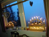 Silvesterfeier Erzgebirge, Urlaubswohnung Hirtstein, Ferienbungalow Weihnachten